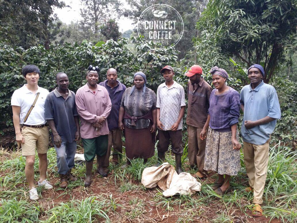 Mr. Kimanis' Farm - Kiambu county