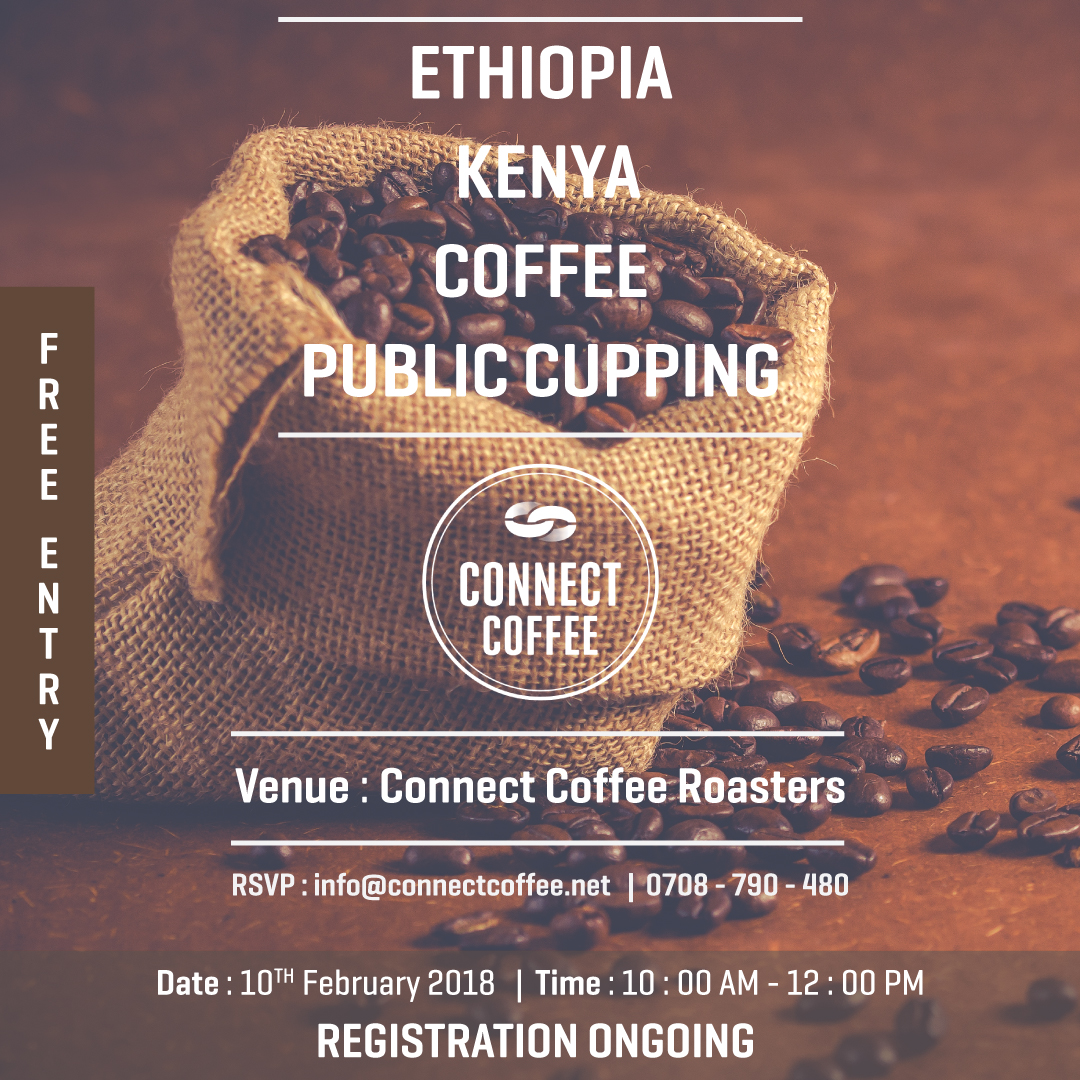 ETHIOPIA KENYA PUBLIC COFFEE CUPPING Connect Coffee - How high above sea level am i