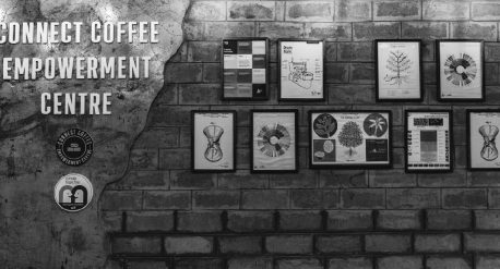 Connect Coffee 3rd anniversary launch