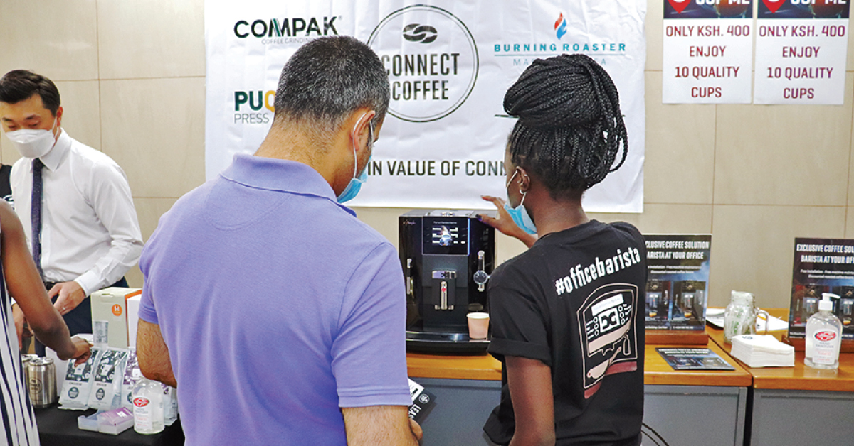 Mall activation, marketing, coffee machines, Sarit centre