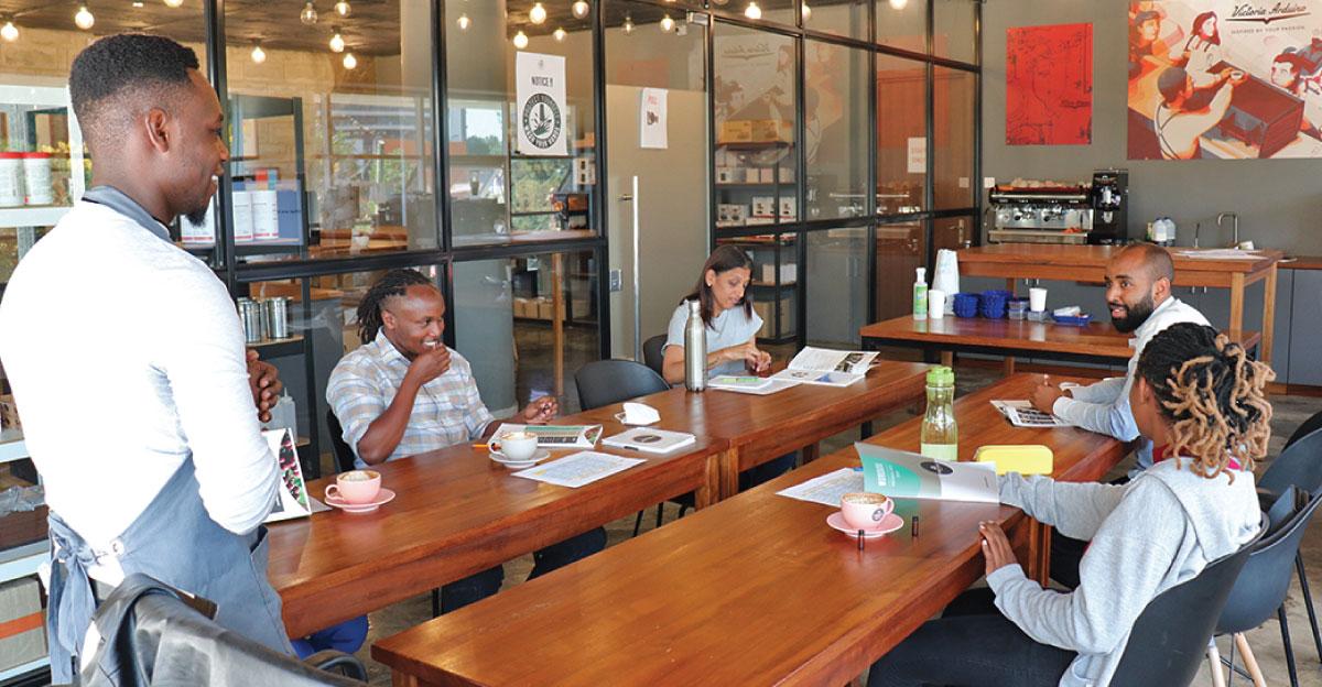 Barista training, academy, coffee school, Best coffee school in Nairobi, Kenya, Coffee training, coffee class, physical class, online training