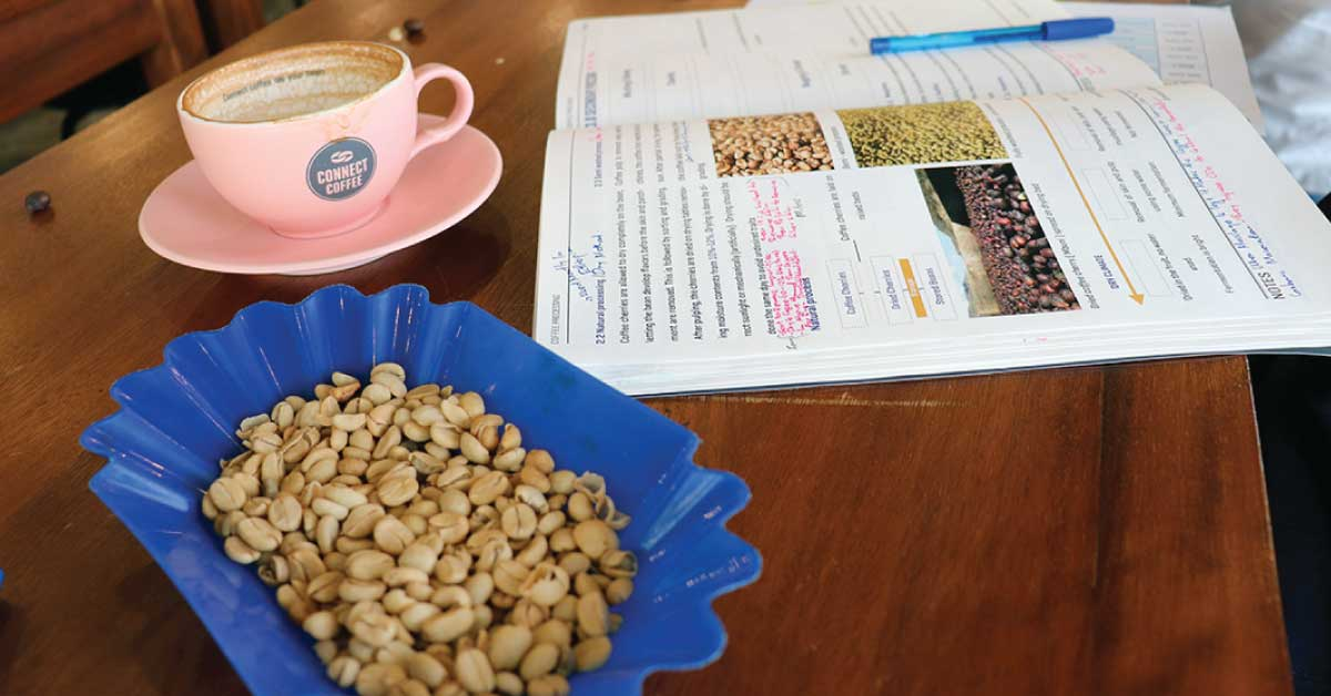 one tribe church, disabilities, hario v60, manual brewing, Kenya coffee, coffee processing in Kenya, natural processed coffee
